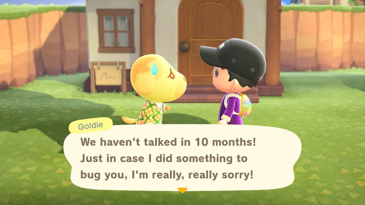 Animal Crossing: New Horizons 54