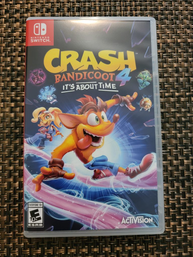 Crash Bandicoot: It's About Time for Nintendo Switch 1