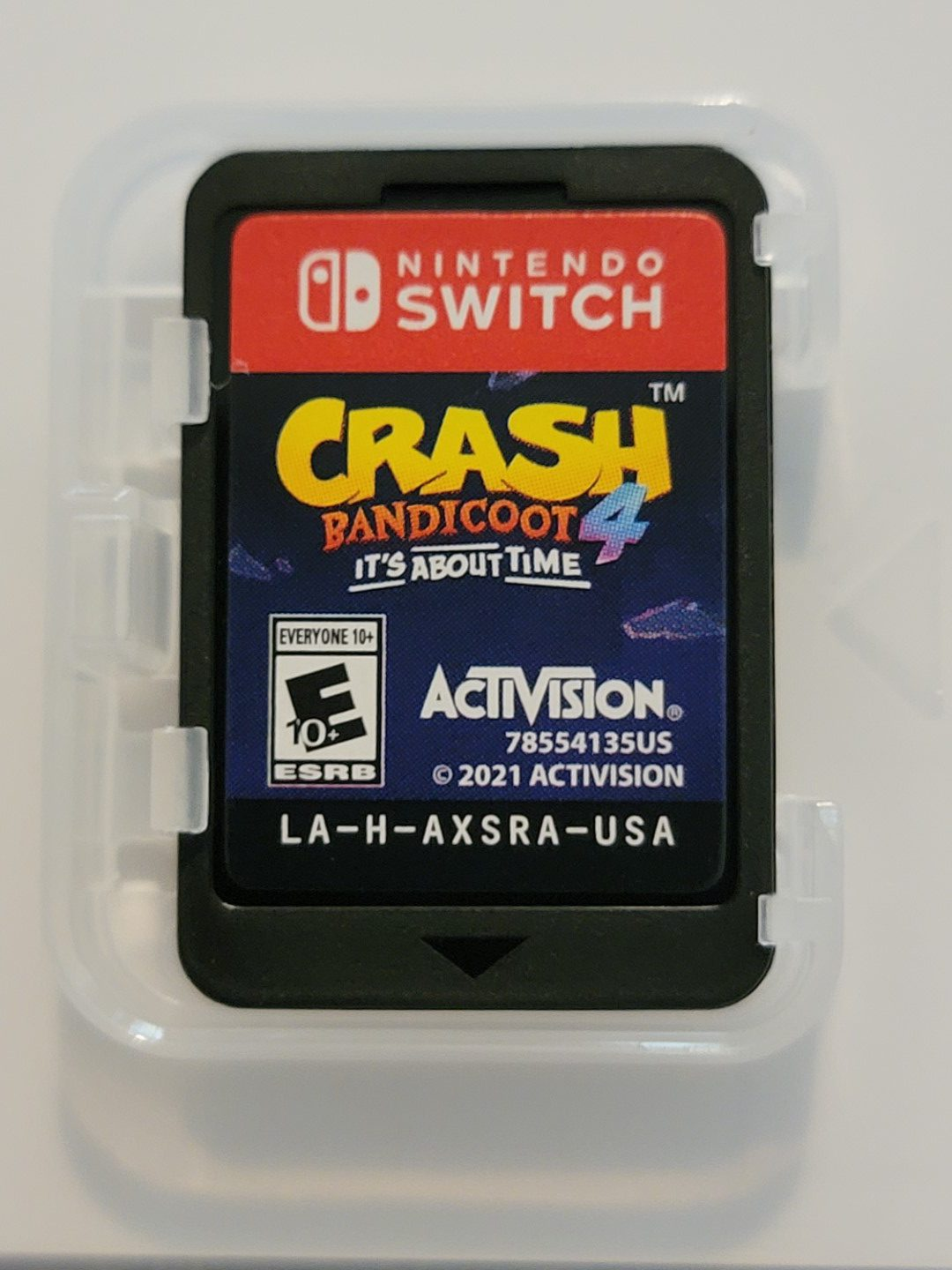 Crash Bandicoot: It's About Time for Nintendo Switch 4