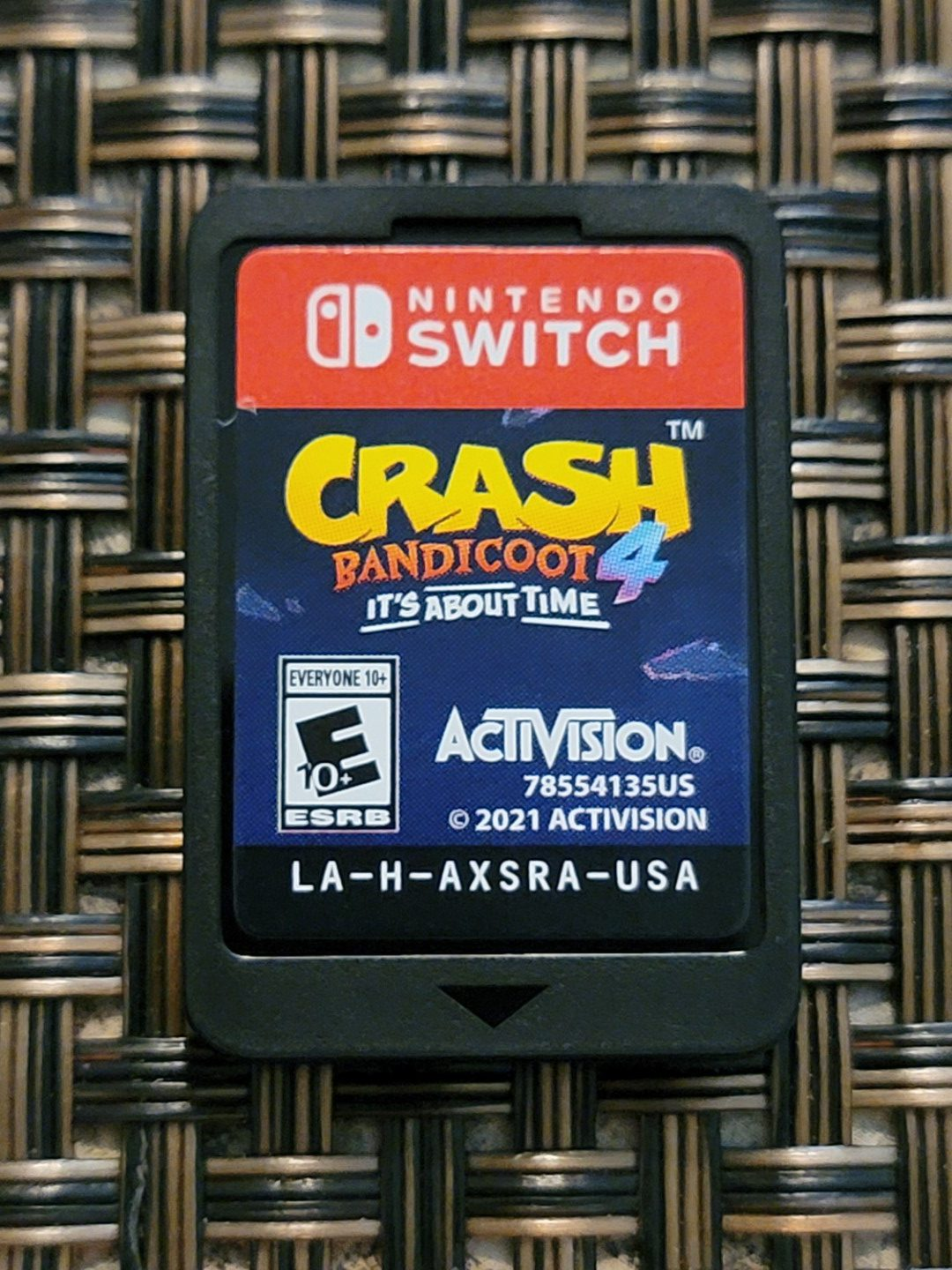 Crash Bandicoot: It's About Time for Nintendo Switch 5