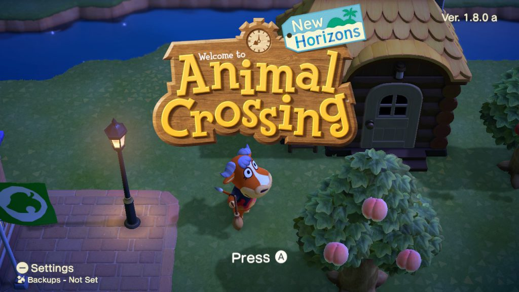 Animal Crossing: New Horizons 1