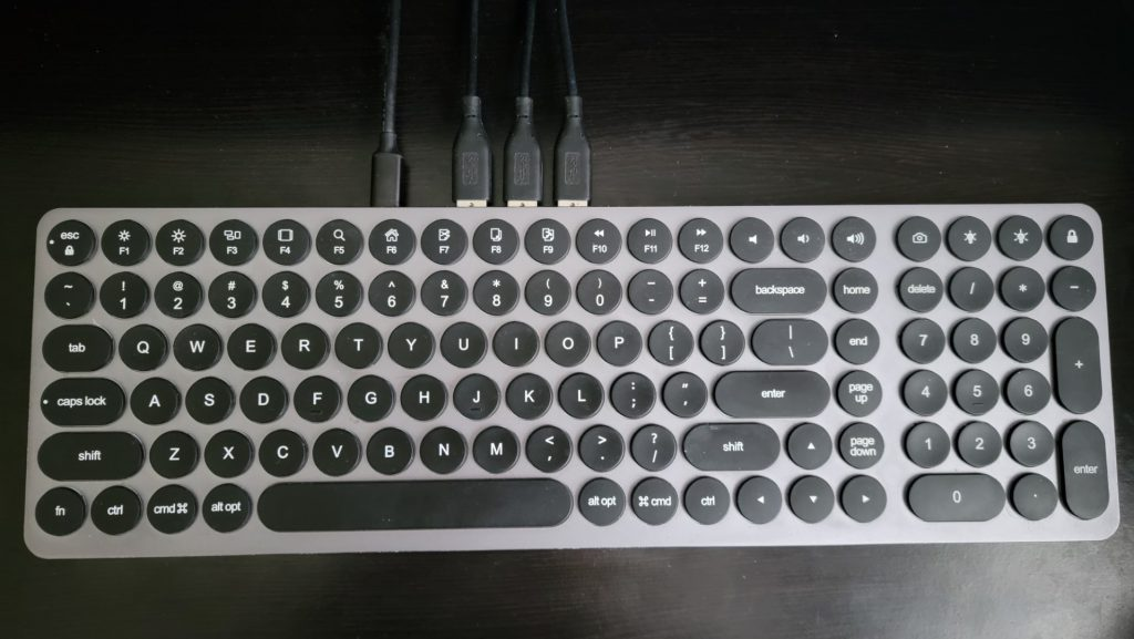 Kolude KD-k1 All-In-One Keyboard 8