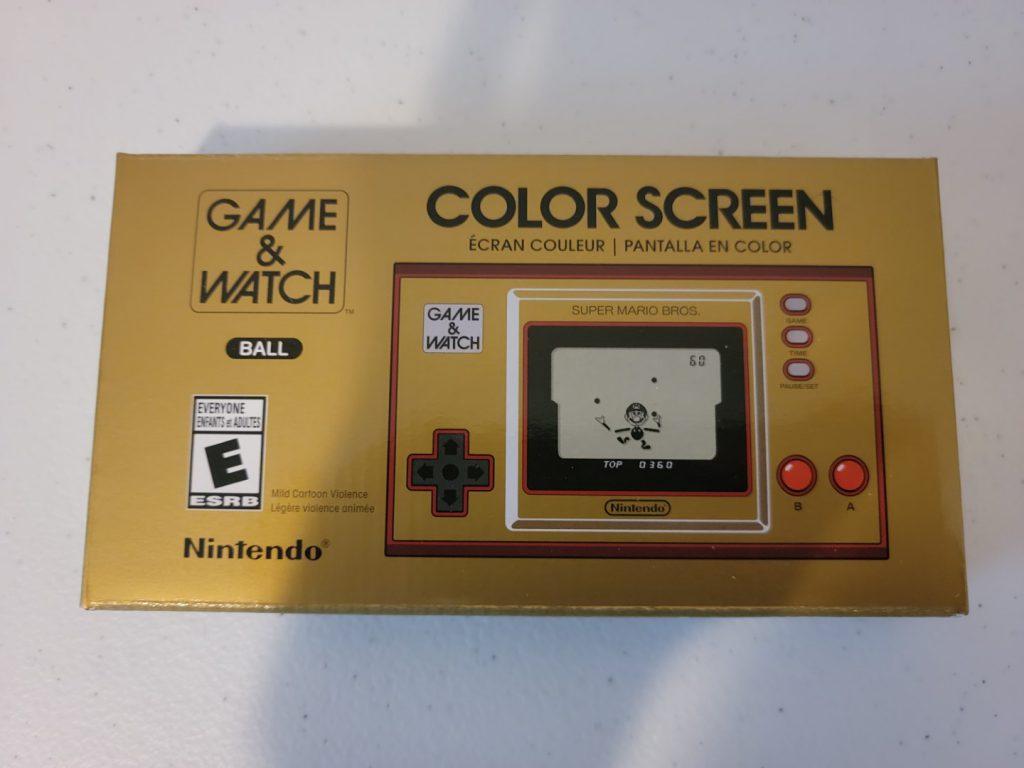 Game & Watch: Super Mario Bros. 3