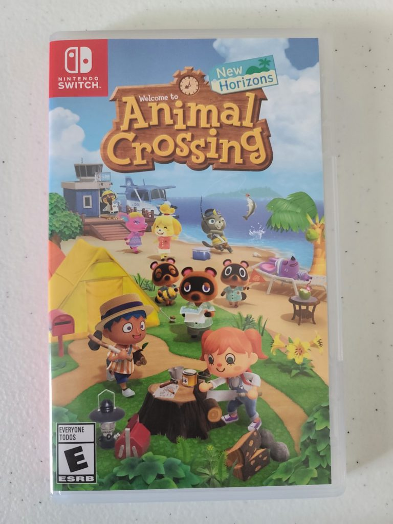 Animal Crossing - New Horizons Unboxing 1