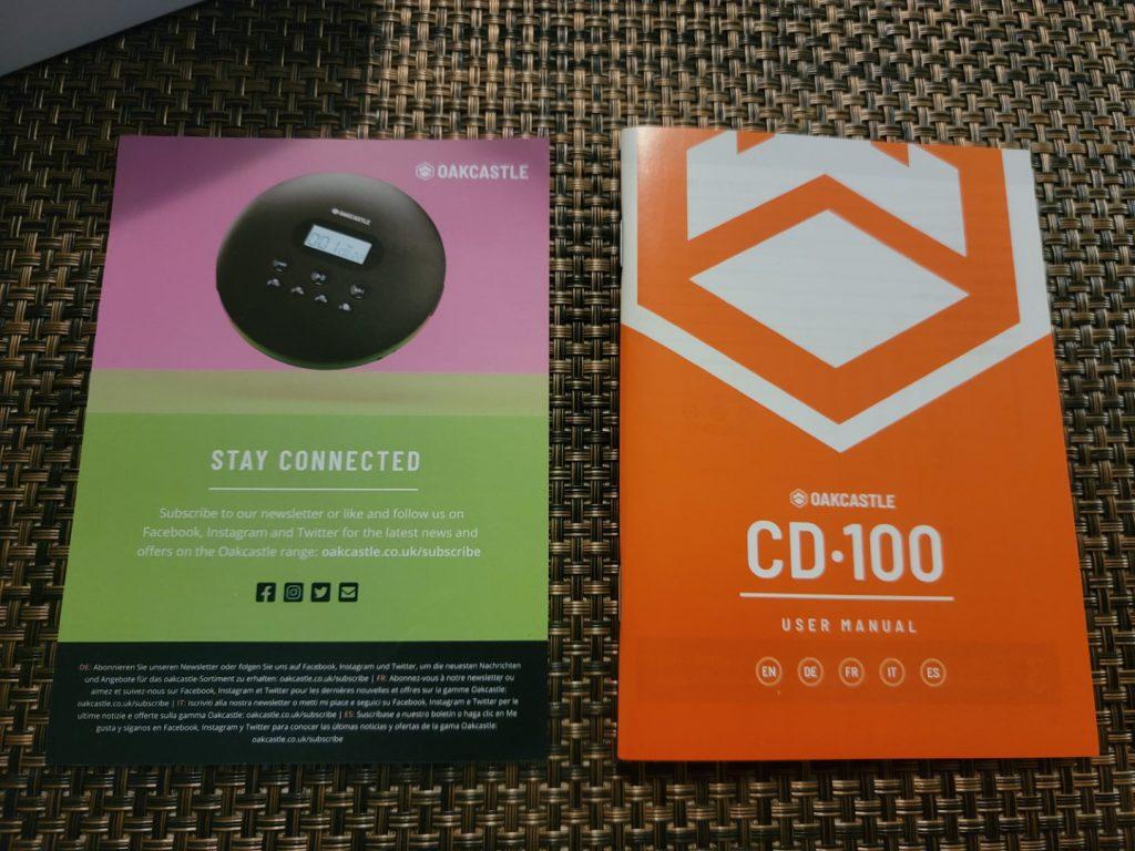 Oakcastle CD100 11