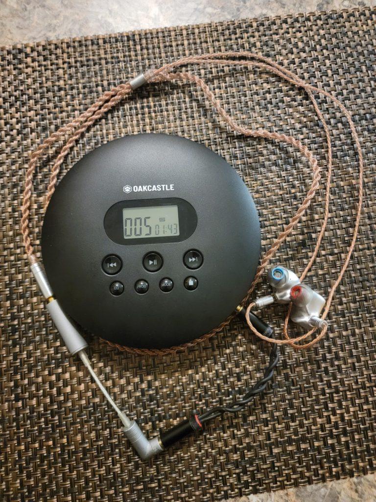 Oakcastle CD100 13