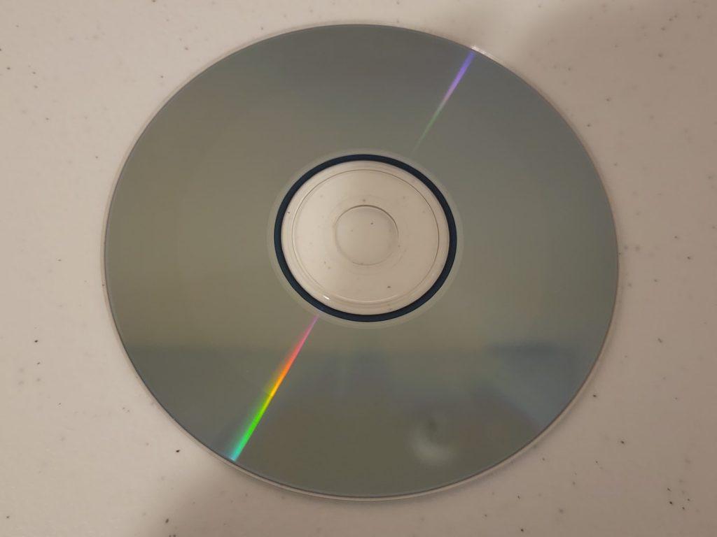 Verbatim CD-RW 7