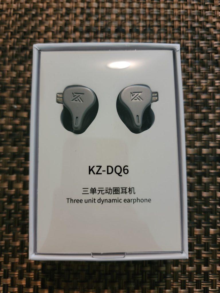 KZ DQ6 3