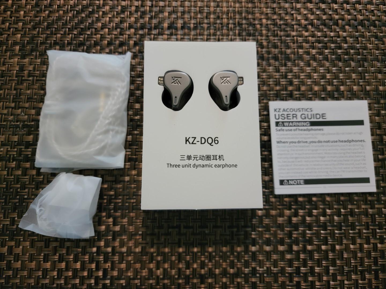KZ DQ6 4