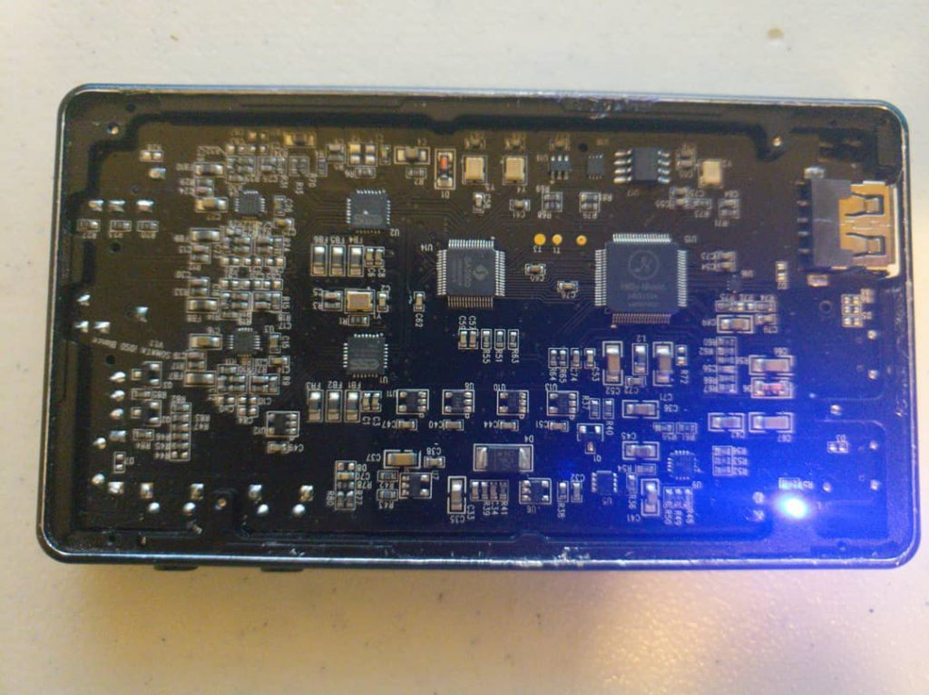 Photos of the Hidizs DH1000 DAC/AMP Circuit Board (Teardown) 4