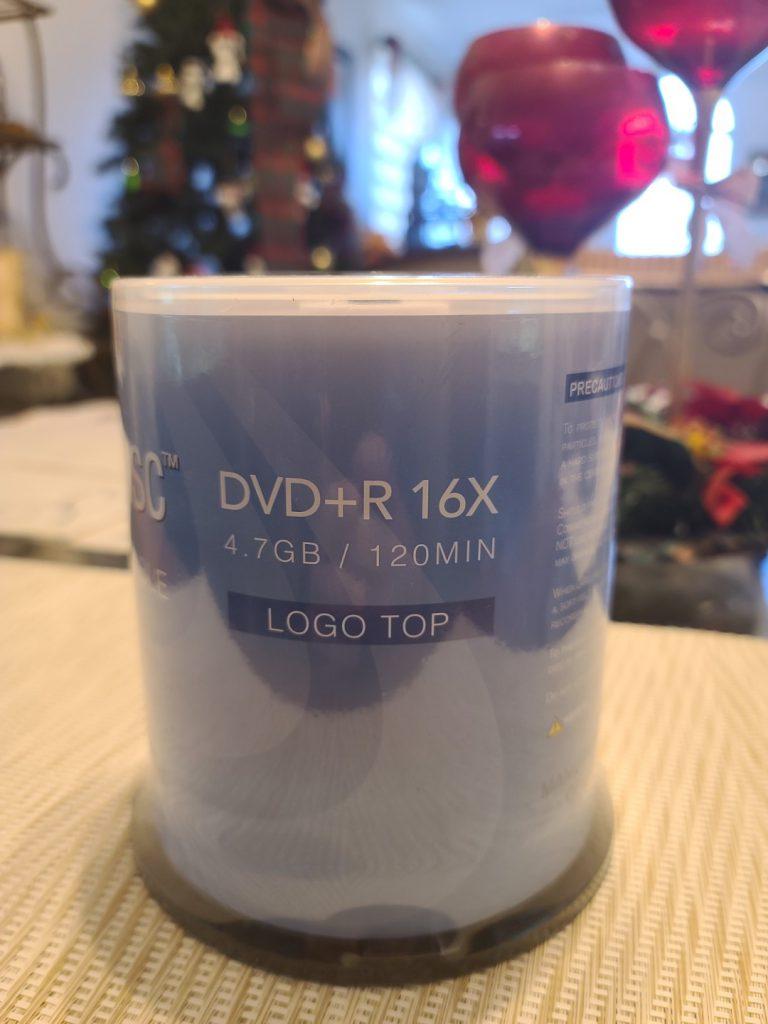 PlexDisc DVD+R 100pk 2