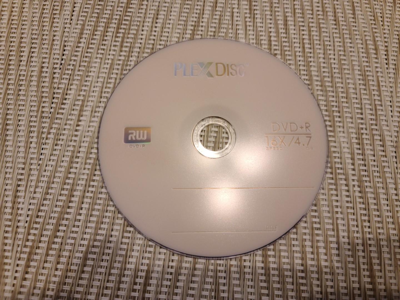 PlexDisc DVD+R 100pk 7