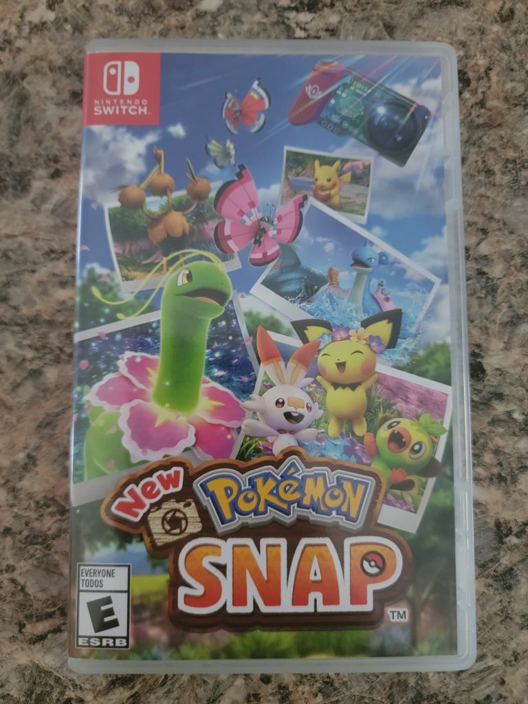 New Pokemon Snap 1