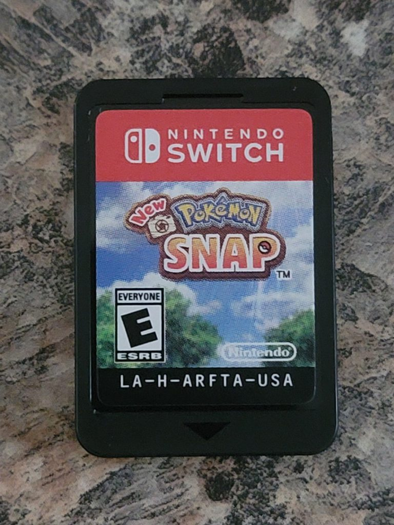 New Pokemon Snap 5