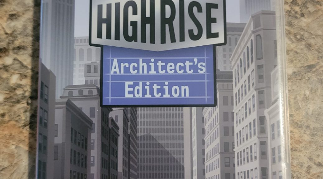 Project Highrise Architect's Edition Nintendo Switch 1