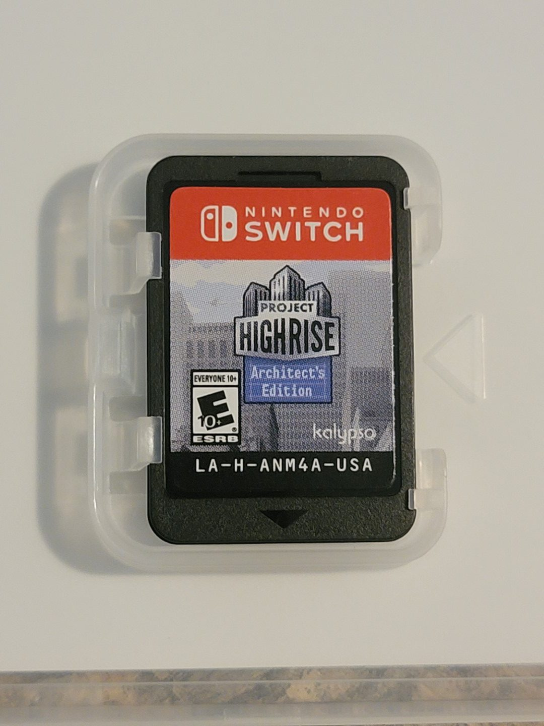 Project Highrise Architect's Edition Nintendo Switch 4