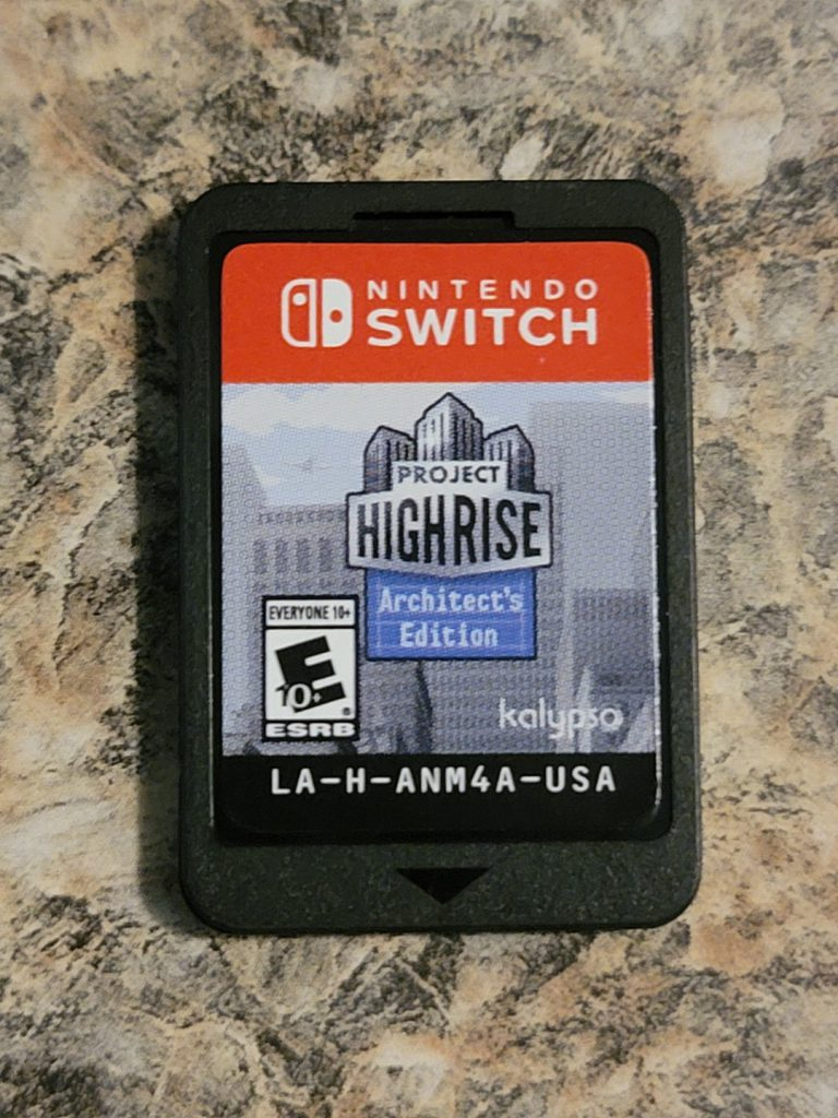 Project Highrise Architect's Edition Nintendo Switch 5