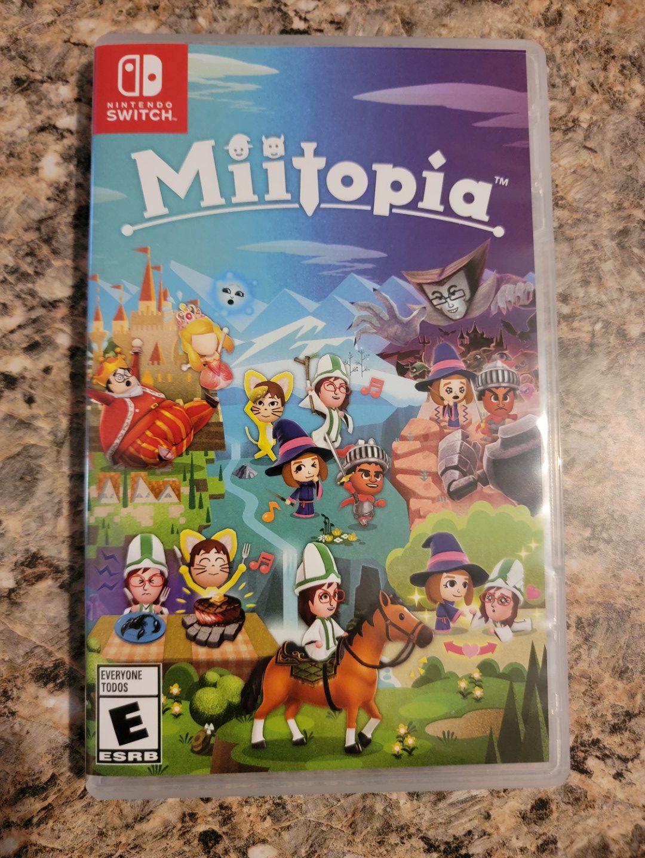 Miitopia Nintendo Switch 1