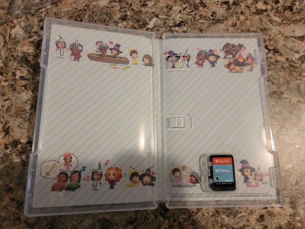 Miitopia Nintendo Switch 3