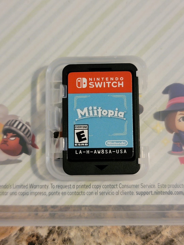 Miitopia Nintendo Switch 4