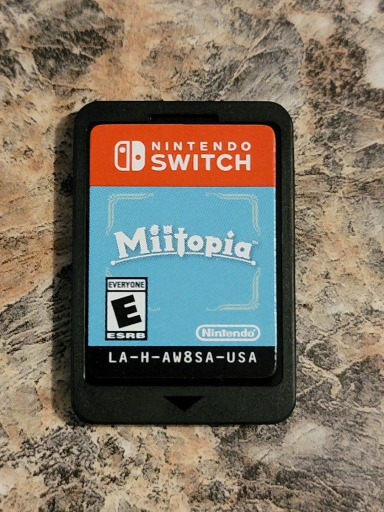 Miitopia Nintendo Switch 5