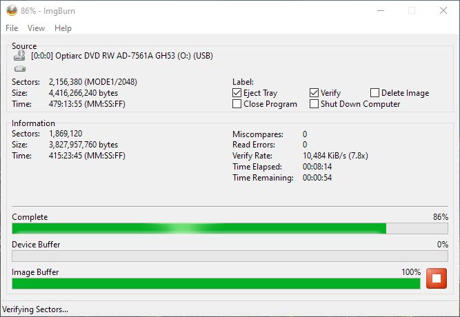 PlexDisc OPTODISC-R16-00 Optiarc AD-7561A 6