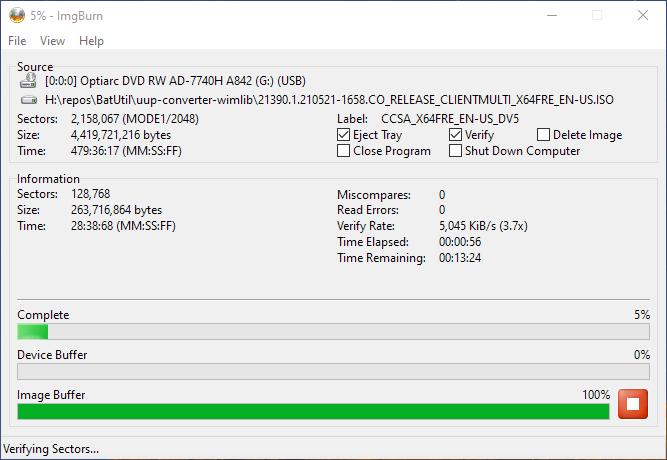 PlexDisc OPTODISC-R16-00 Optiarc AD-7740H 6