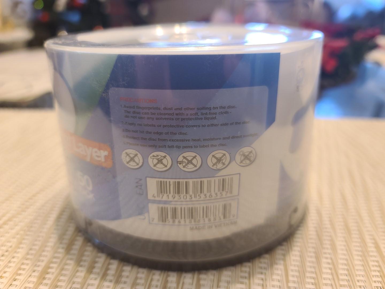SmartBuy DVD+R DL 2