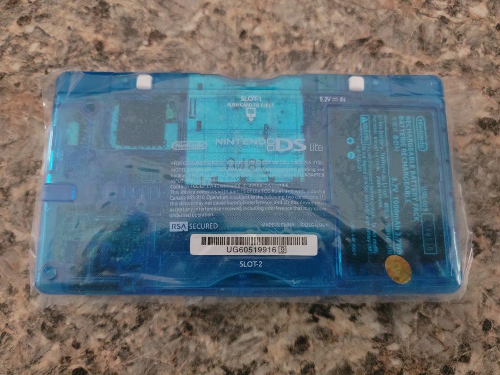 Refurbished Nintendo DS Lite 4