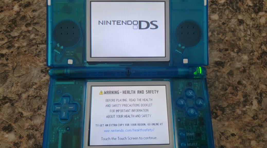 Refurbished Nintendo DS Lite 8