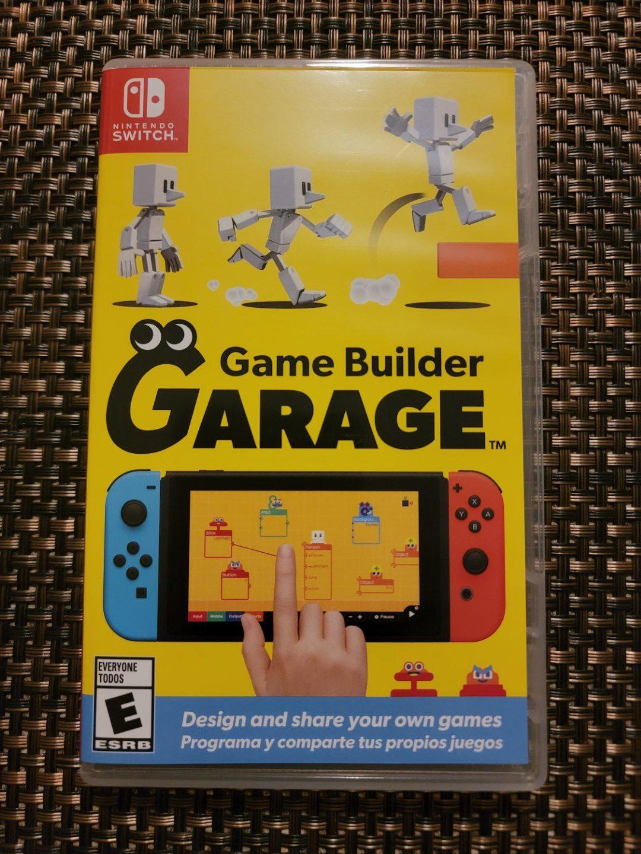 Game Builder Garage Nintendo Switch 1