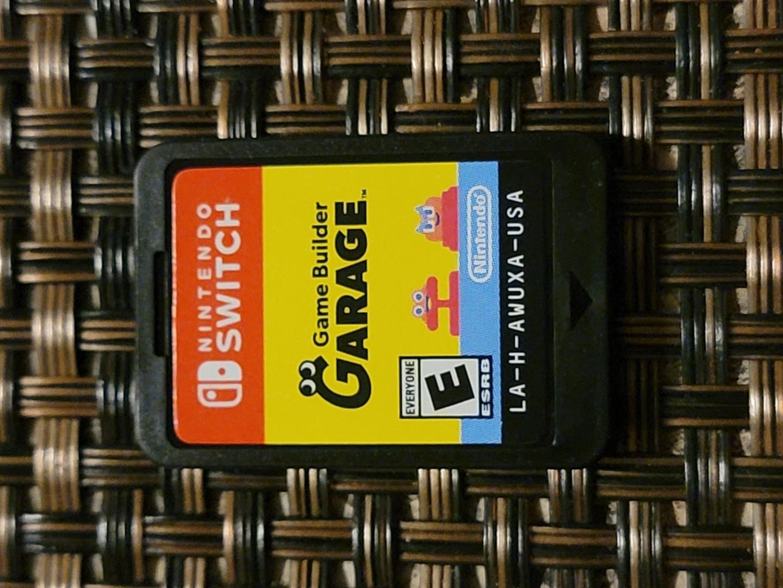 Game Builder Garage Nintendo Switch 4