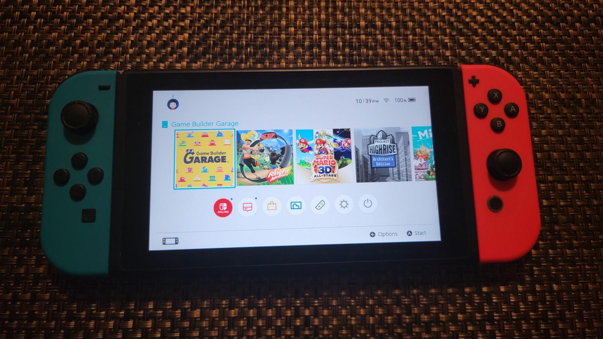 Game Builder Garage Nintendo Switch 5