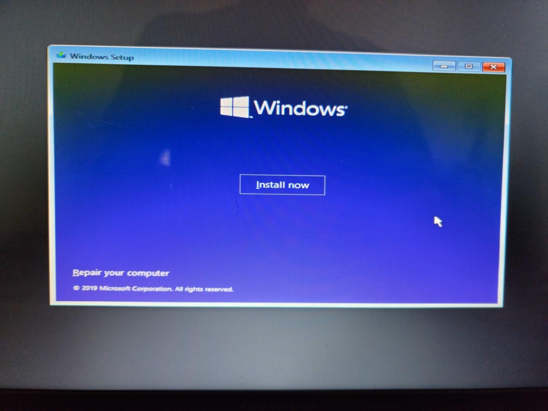 Installing Windows 11 Part 2 4