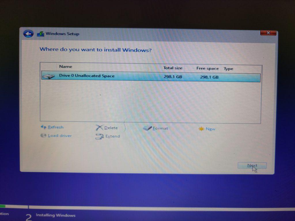 Installing Windows 11 Part 2 9
