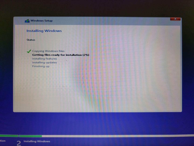 Installing Windows 11 Part 2 11