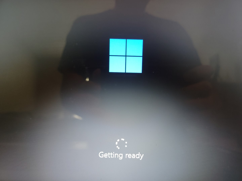 Installing Windows 11 Part 2 23