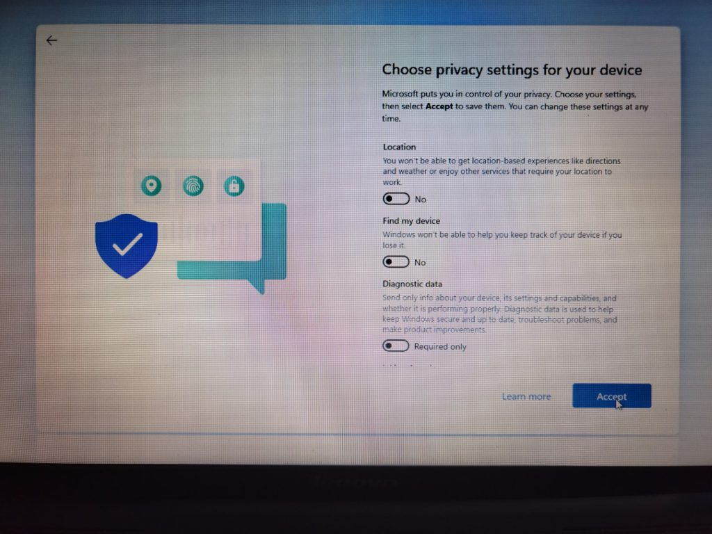 Installing Windows 11 Part 2 40