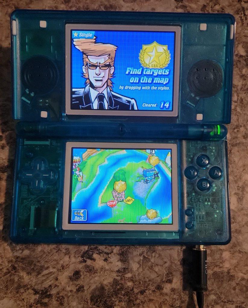 Refurbished Nintendo DS Lite 9