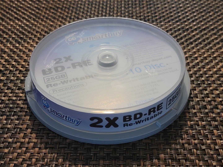 SmartBuy BD-RE 25GB RITEK-BW1-001 2