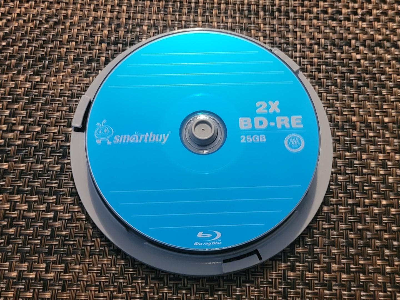 SmartBuy BD-RE 25GB RITEK-BW1-001 3