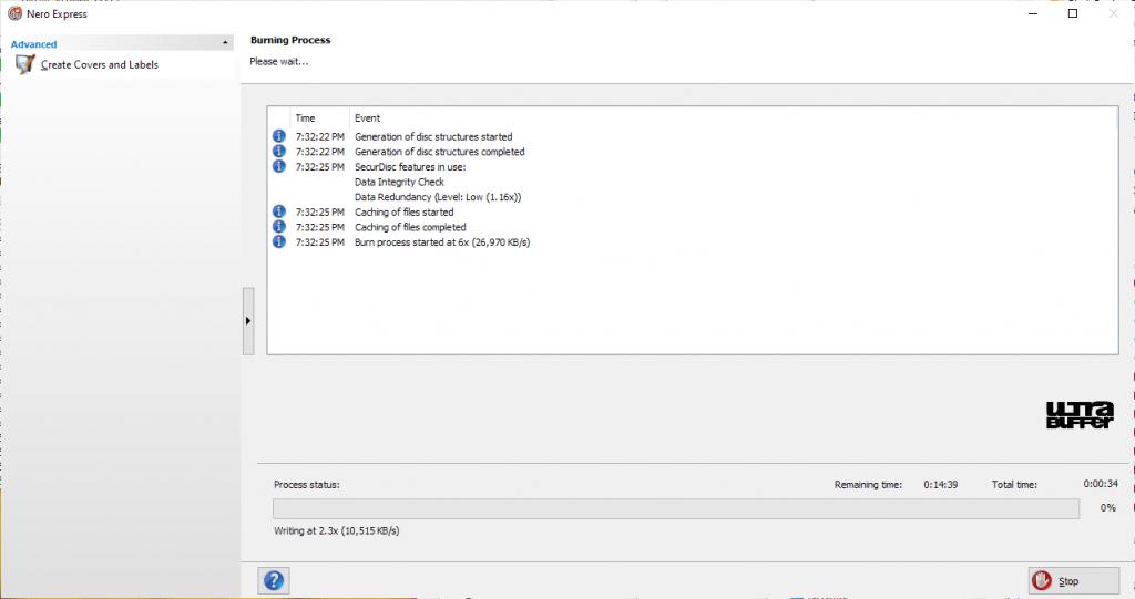 ValueDisc BD-R 25GB Nero Panasonic UJ260 6x 1