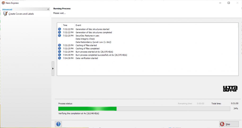 ValueDisc BD-R 25GB Nero Panasonic UJ260 6x 6