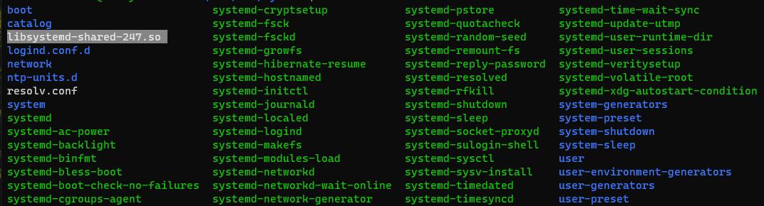WSL Fix systemd 2