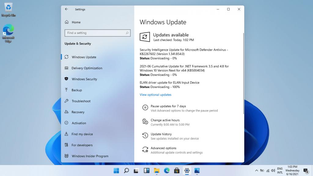 Windows 11 Desktop 6