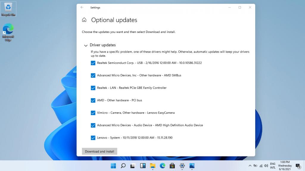 Windows 11 Desktop 7