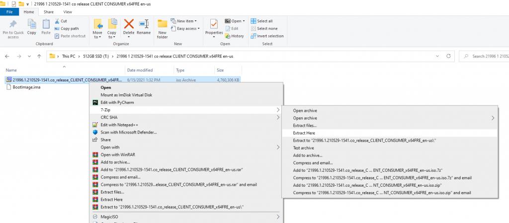 Windows 11 Install Workaround 12
