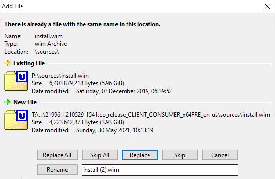 Windows 11 Install Workaround 14