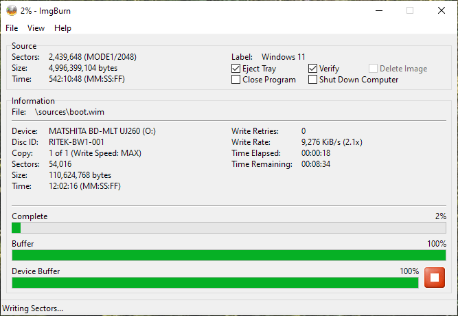 Windows 11 Install Workaround 22
