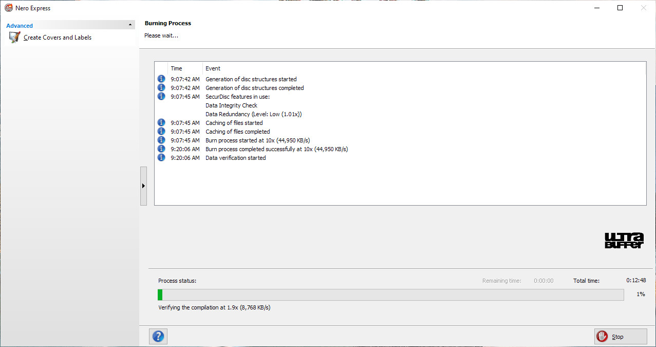 CMCMAG-BA5-000 on LiteOn iHBS112 7